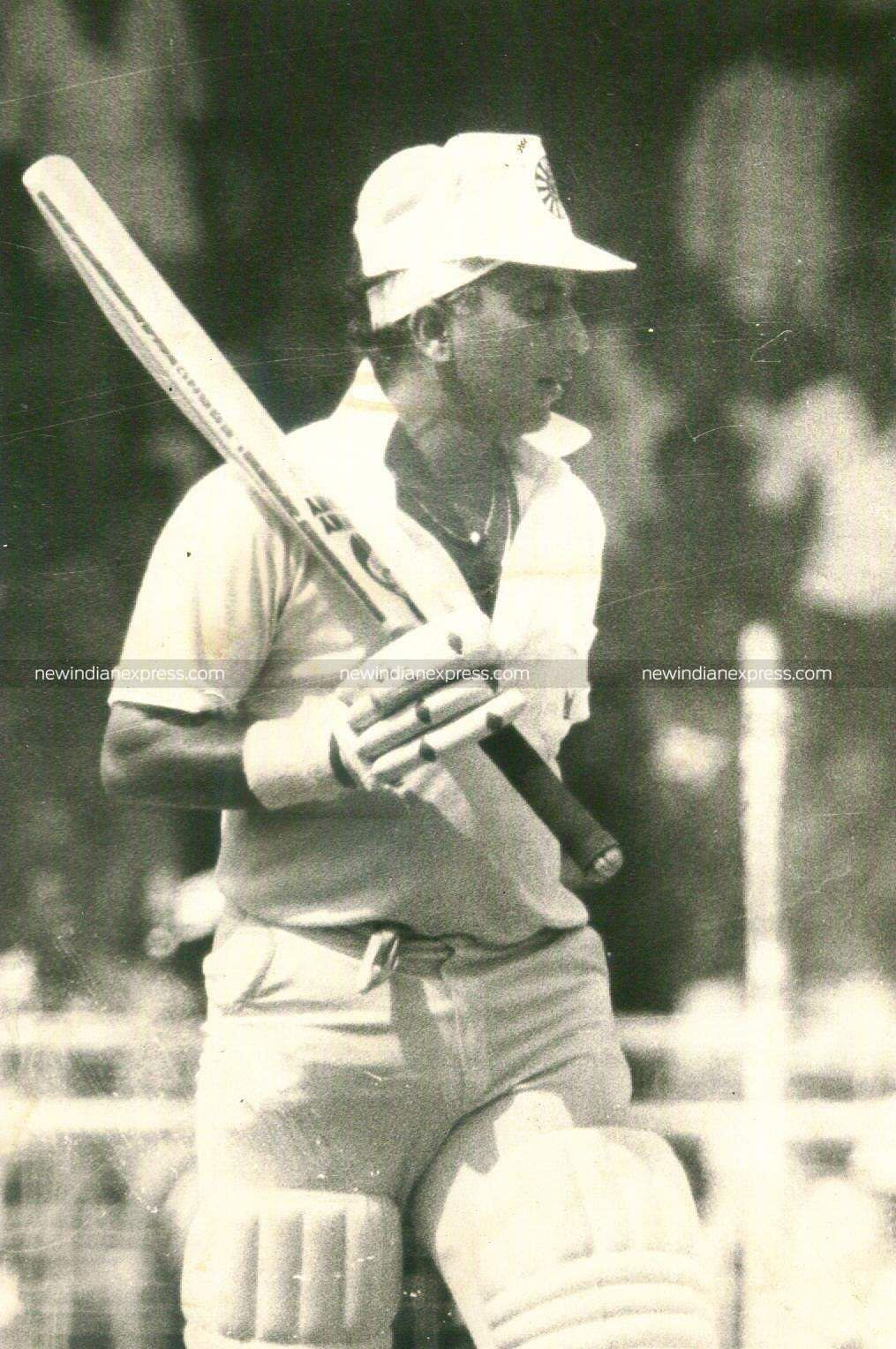 Sunil Gavaskar, in his autobiography 'Sunny days', revealed that his first runs in Test cricket were actually leg-byes that were not given.