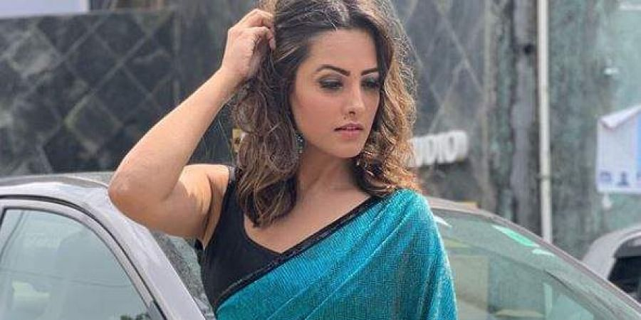 Actress Anita Hassanandani