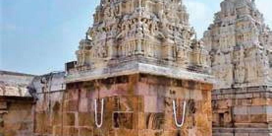Andhra's Ahobilam Lakshmi Narasimha Swamy temple