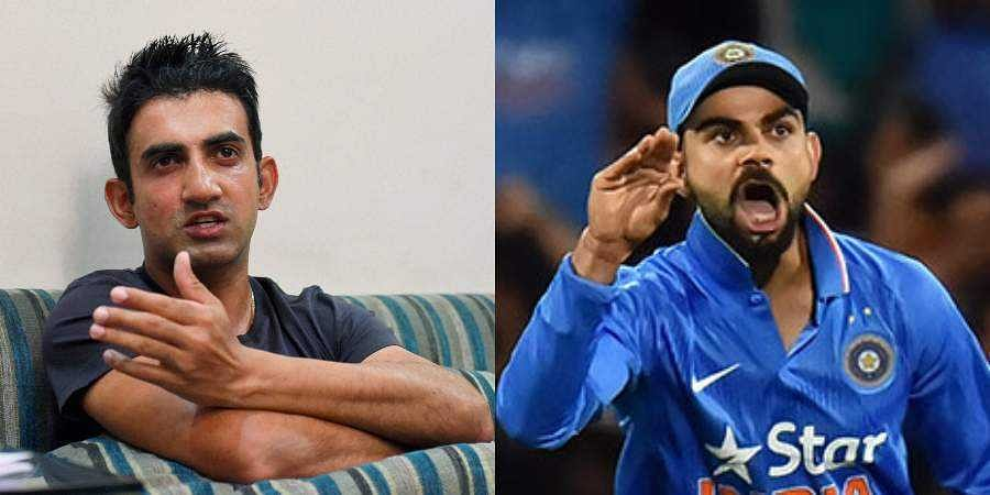 Twitterati slams former Indian cricketer Gautam Gambhir for questioning Virat Kohli's captaincy skills