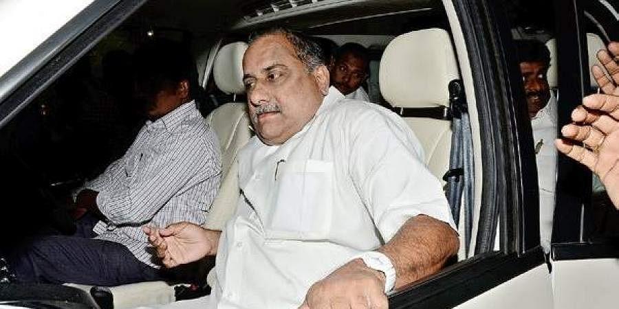 Kapu leader Mudragada Padmanabham