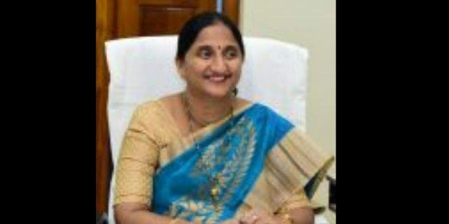 Krishna district Joint Collector & Additional District Magistrate, K Madhavi Latha