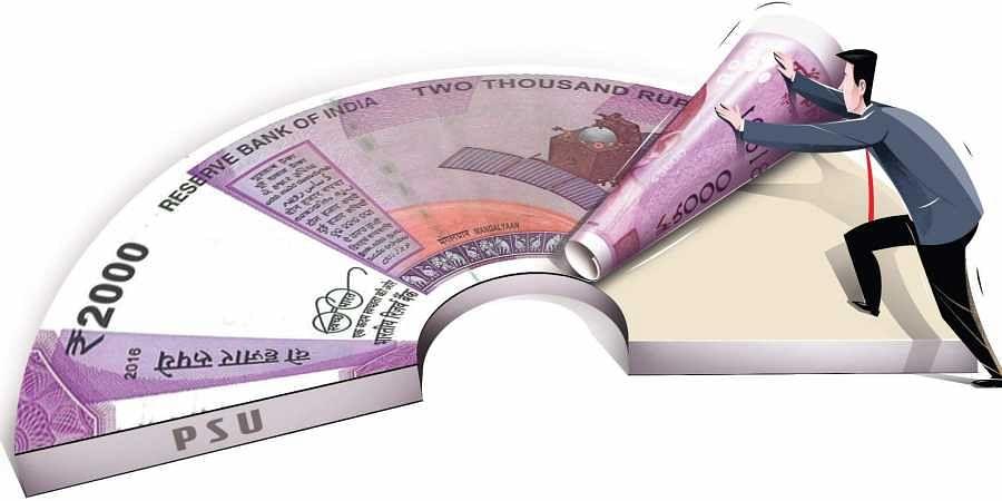 PSU disinvestment, stake
