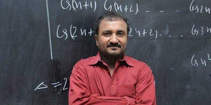 Super 30 founder Anand Kumar