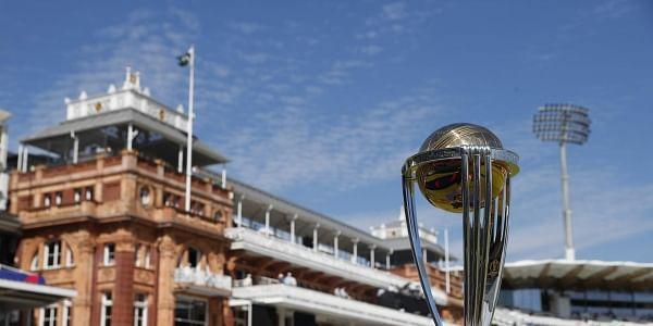 World Cup trophy. (Photo |AP)