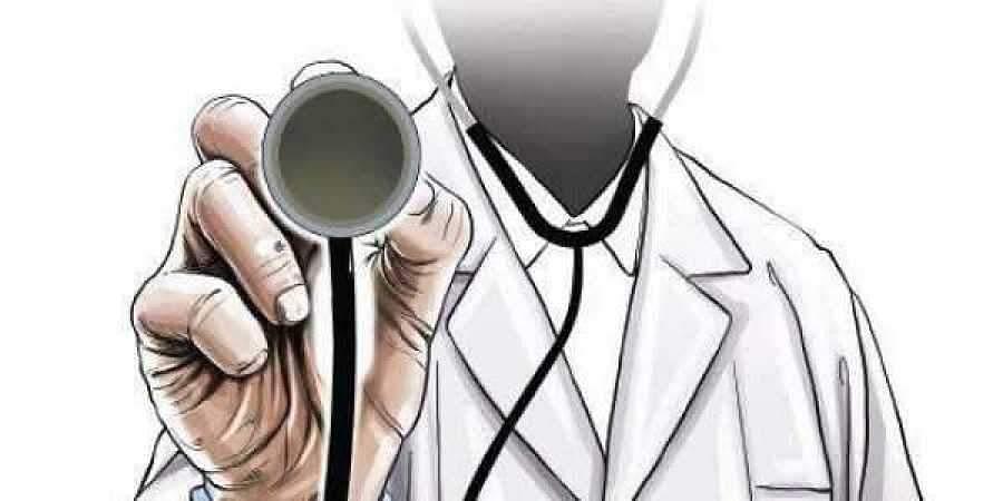 Doctor, stethescope