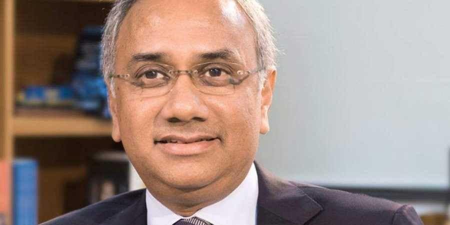 Infosys CEO Salil Parekh. (Photo | File)