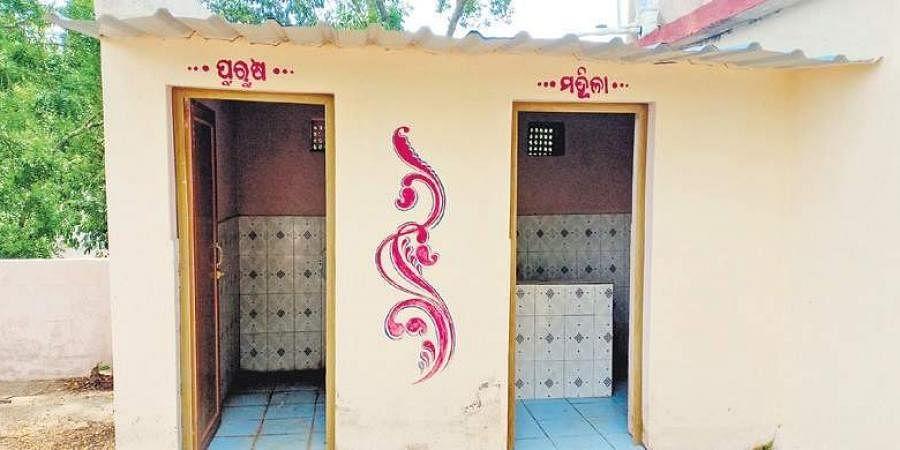 toilet, public toilets