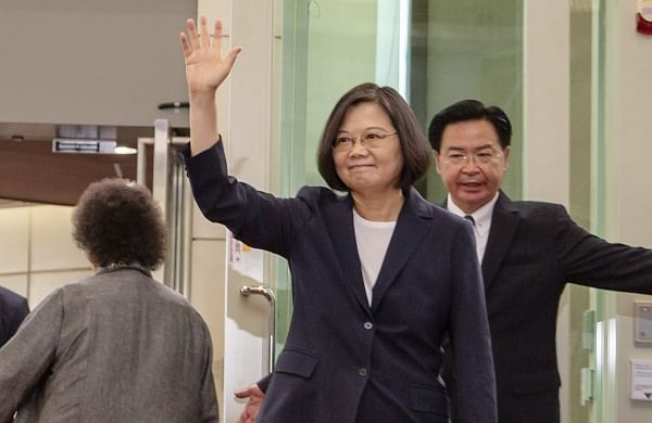 US media expelled from China are welcome, says Taiwan