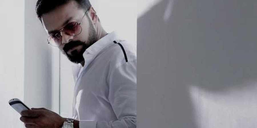 Malayalam movie actor Jayasurya