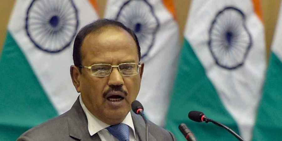 National Security Adviser Ajit Doval