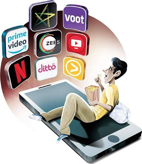 Digitally focused brands' app revenue at USD 40 billion in 1H 2019 - The New Indian Express thumbnail