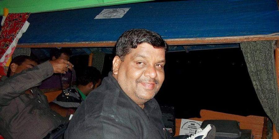 SP leader and former Uttar Pradesh Minister Arvind Singh Gope