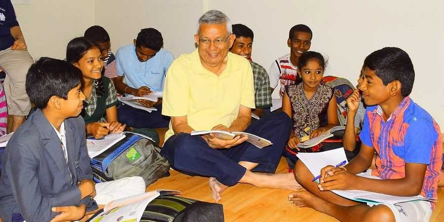 From a Class 3 kid to a college fresher, they all owe it to 76-year-old 'tuition uncle'