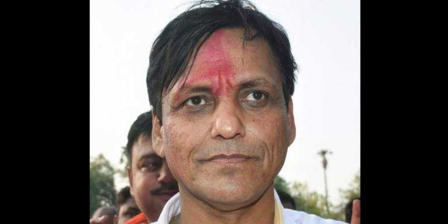 Union Minister Nityanand Rai