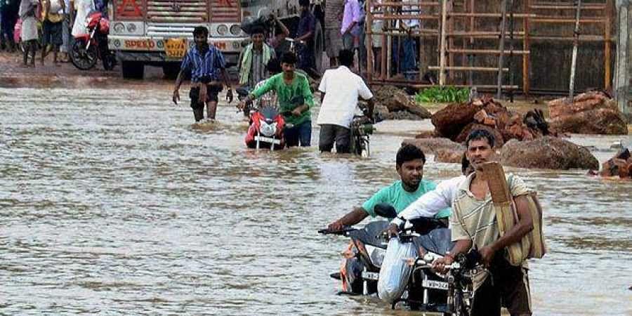 Bengal rain