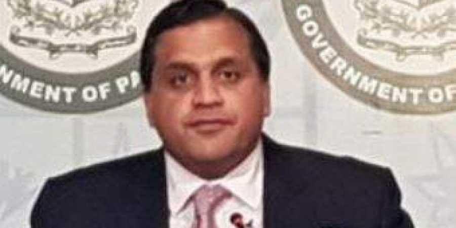 Pakistan's Foreign Office spokesman Mohammad Faisal.