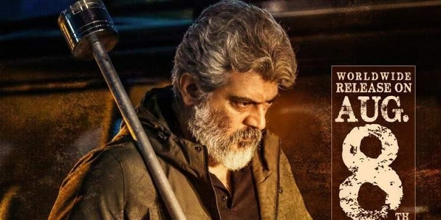 Ajith's Nerkonda Paarvai to get worldwide release on August 8