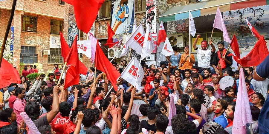 AISF comes out against SFI's 'big brother' approach in