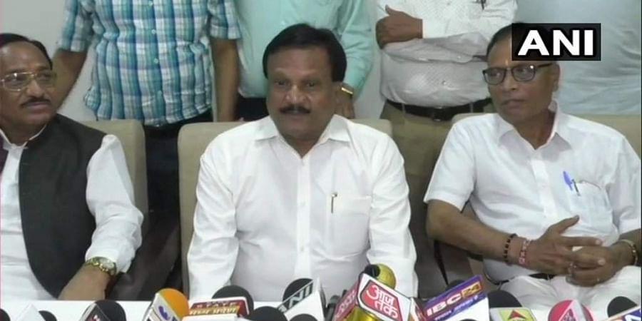 Madhya Pradesh PWD Minister Sajjan Singh Verma