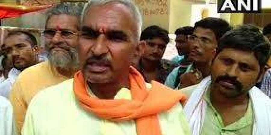 Image result for '50 wives, 1050 children, animalistic tendency': BJP MLA Surendra Singh defames Muslims