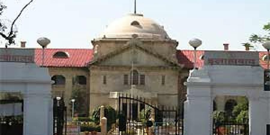 Image result for The gunned down on the gun outside the Allahabad High Court and the Kidnapped kidnapping