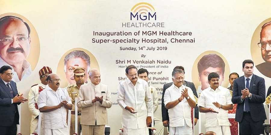 Tamil Nadu is the medical tourism hub of India: Vice
