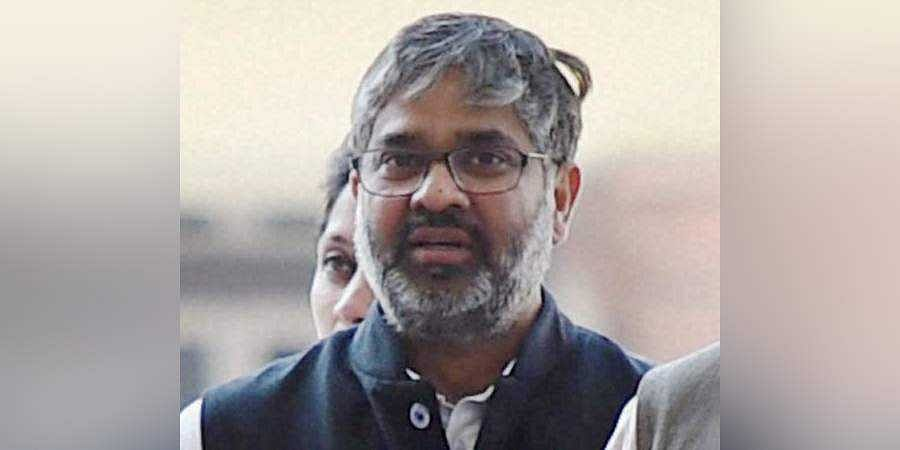 Samajwadi Party leader Neeraj Shekhar resigns from Rajya Sabha, likely to join BJP