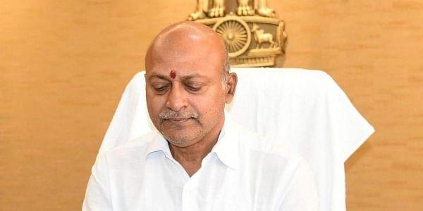 Ajeya Kallam, Principal Advisor to Andhra Pradesh CM Jagan Mohan Reddy (Photo | EPS)