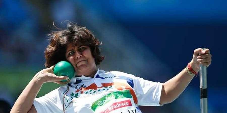 Paralympian Deepa Malik