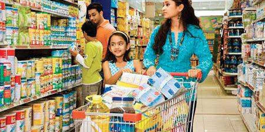 shopping, super marker, store, mall, FMCG, GST, goods