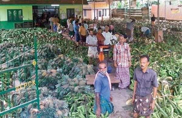 Koovappady market scripts a saga of survival