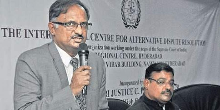 Acting Chief Justice (ACJ) of AP High Court C Praveen Kumar