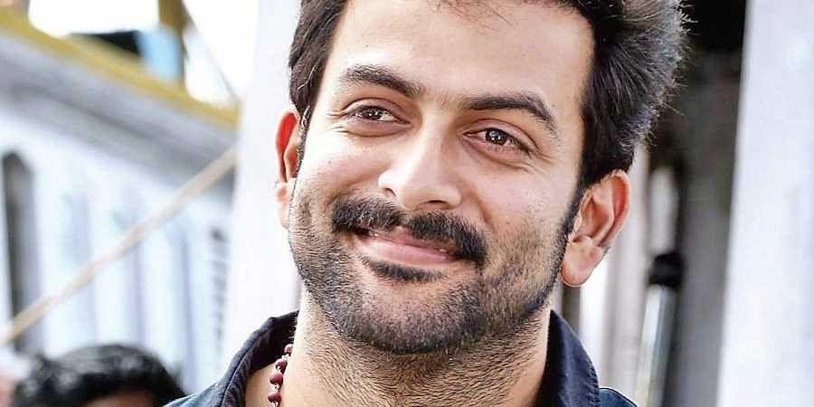 Actor Prithviraj