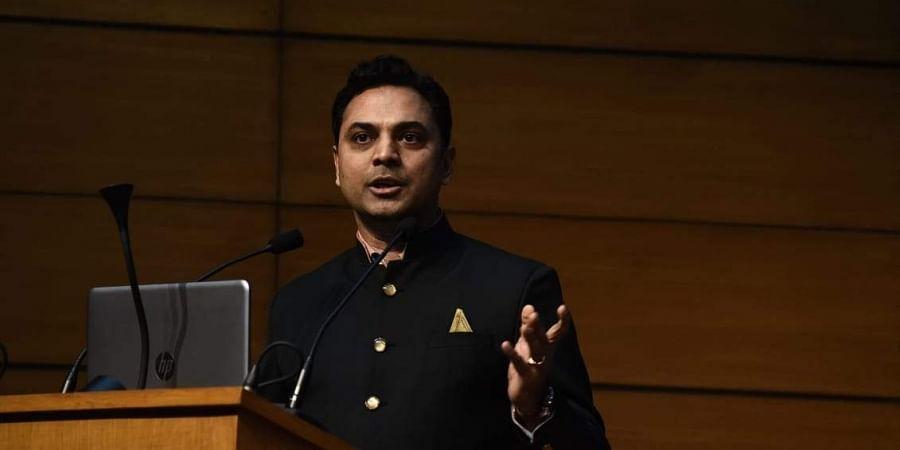 Chief Economic Adviser Dr Krishnamurthy V. Subramanian