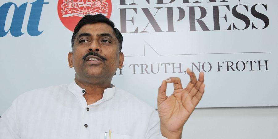 BJP General Secretary P Muralidhar Rao (Photo | EPS)