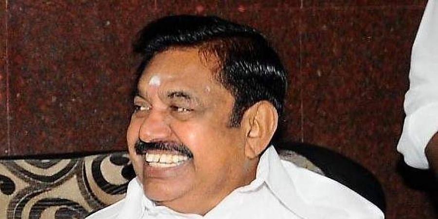 Tamil NaduCM Palaniswami