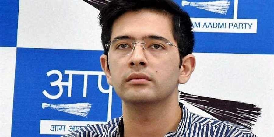 AAP South Delhi candidateRaghav Chadha