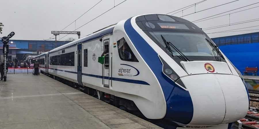 Vande Bharat Express.