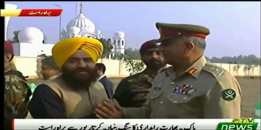 Pro-Khalistani leader Gopal Chawla