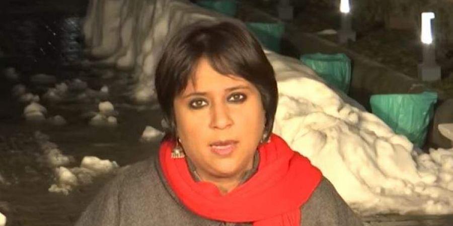 Senior Journalist Barkha Dutt