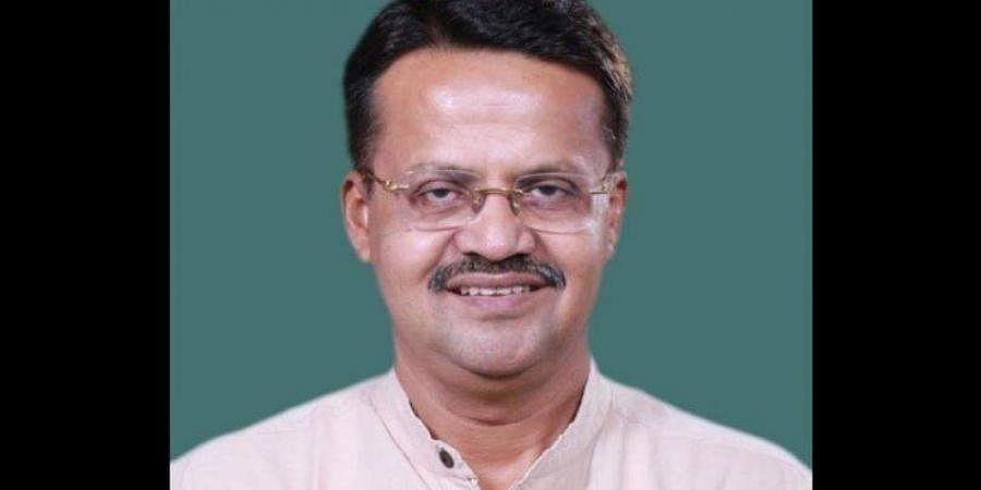 BJD MP Bhartruhari Mahtab