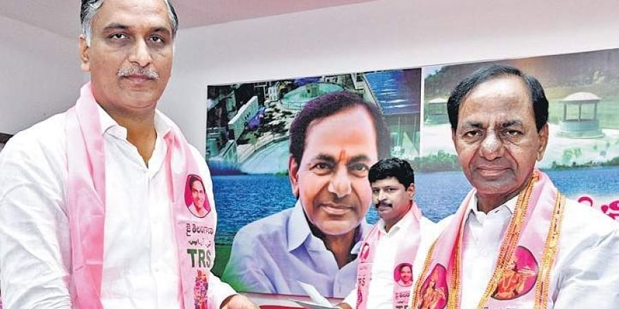Telangana CM KCR vows to find solution to issue between