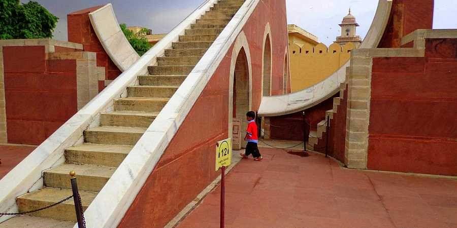 Samrat Yantra in Jaipur