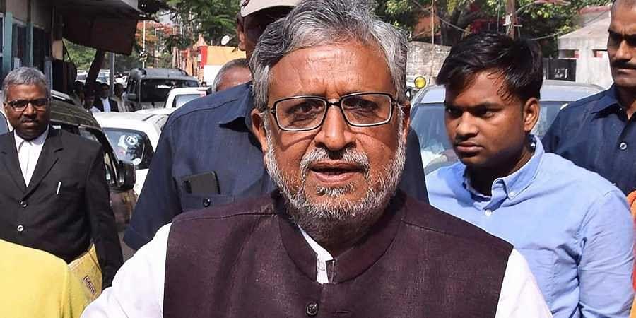 Bihar DeputyCMSushil Kumar Modi