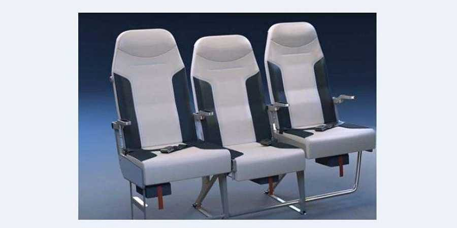 Lakewood company makes middle seats on airplanes more comfortable