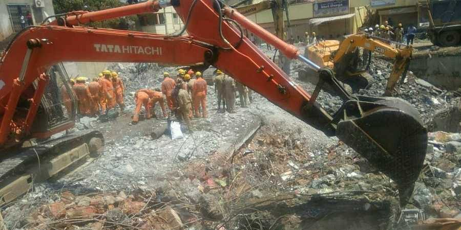 Dharwad building collapse