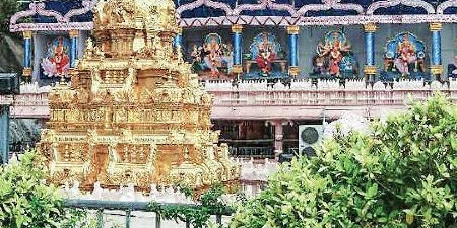 Indrakeeladri Kanaga Durga temple