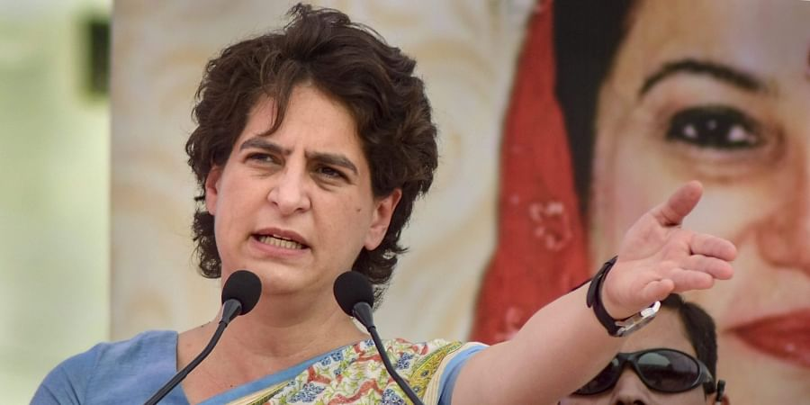 Chorus in Congress for giving party reins to Priyanka but she is unlikely to accept