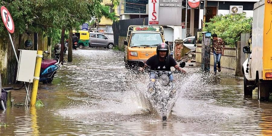 With Southwest monsoon getting strong in Kerala, showers coming down thick and fast